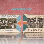 carte Monaco et Canne
