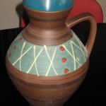 grand vase allemand avec anse.1