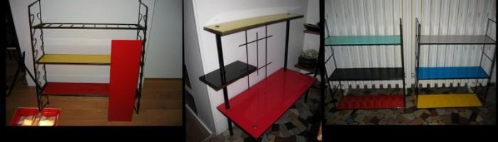 divers meubles peints1