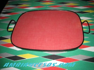 plateau formica rouge.3