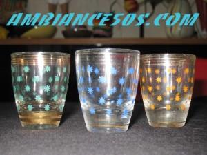 3 shot étoiles