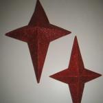 paire d'étoiles rouges.1