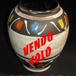 petit vase 4 couleurs.1 vendu