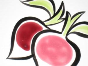 carrelage radis.1