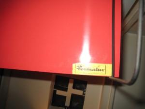 étagère rouge destock.4
